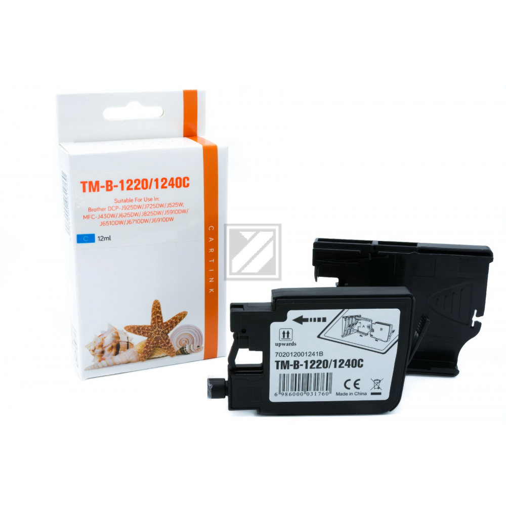 Alternativ Seestern Tinte C / LC1240C / 12ml