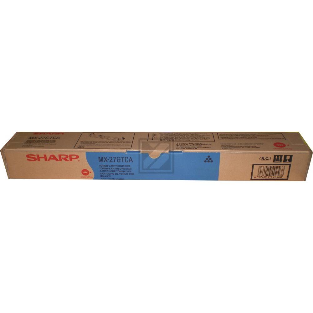 mx27gtca Tonerf. Sharp MX2300/2700/3500/3501 / MX27GTCA // mx27gtca / 15.000 Seiten