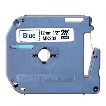 MK233BZ / original / Farbband blue / MK233BZ