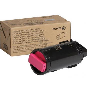 106R03871 // XEROX XFX Toner magenta / 106R03871 // 5.200 Seiten
