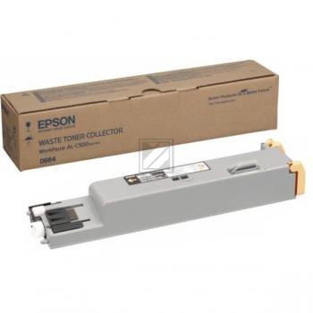 EPSON ALC500DN Resttonerbehälter schwarz und farb / C13S050664