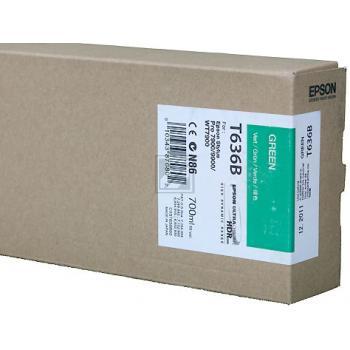 C13T636B00 // grün // original // Tinte f. Epson S / C13T636B00