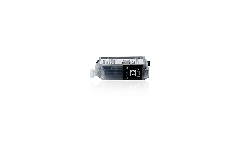 LC121/123BK Alternativ Seestern Tinte Blac / LC123BK / 14,6ml