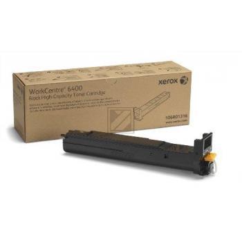 106R01316 // Black // original // Toner f. Xerox W / 106R01316 / 12.000 Seiten