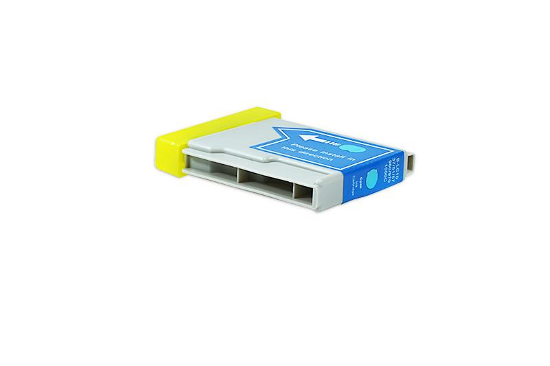 BULK LC1000C Alternativ Tinte  Cyan für Brother / LC1000C / 15ml