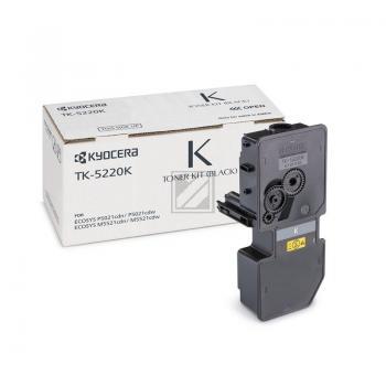 TK5220K/1T02R90NL1 Original Toner Black für Kyo / 1T02R90NL1/TK5220Bk/1.200 Seiten