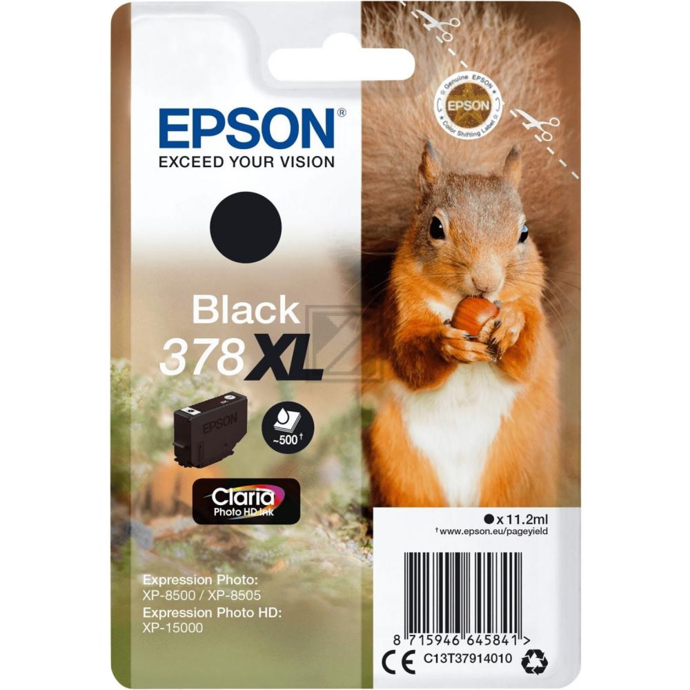 Epson Ink Cart. C13T379140 für Expression Premium  / C13T37914010