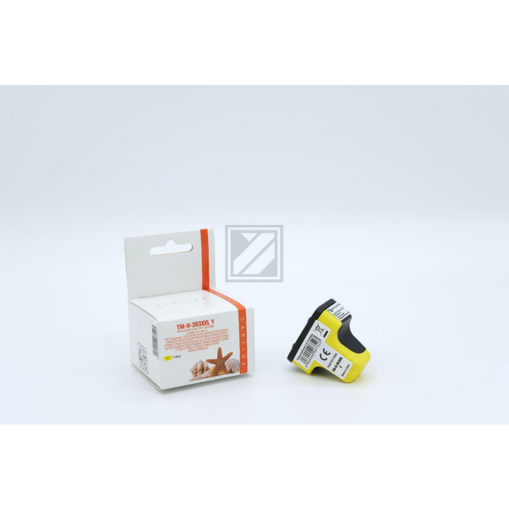Refill Tinte Yellow für HP / C8773EE / 11,4ml
