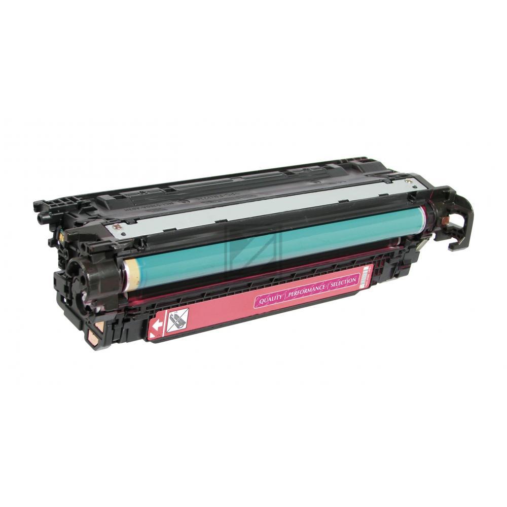 CE253A /504A Original Toner Magenta für HP / 504A M / CE253A / 7.000 Seiten
