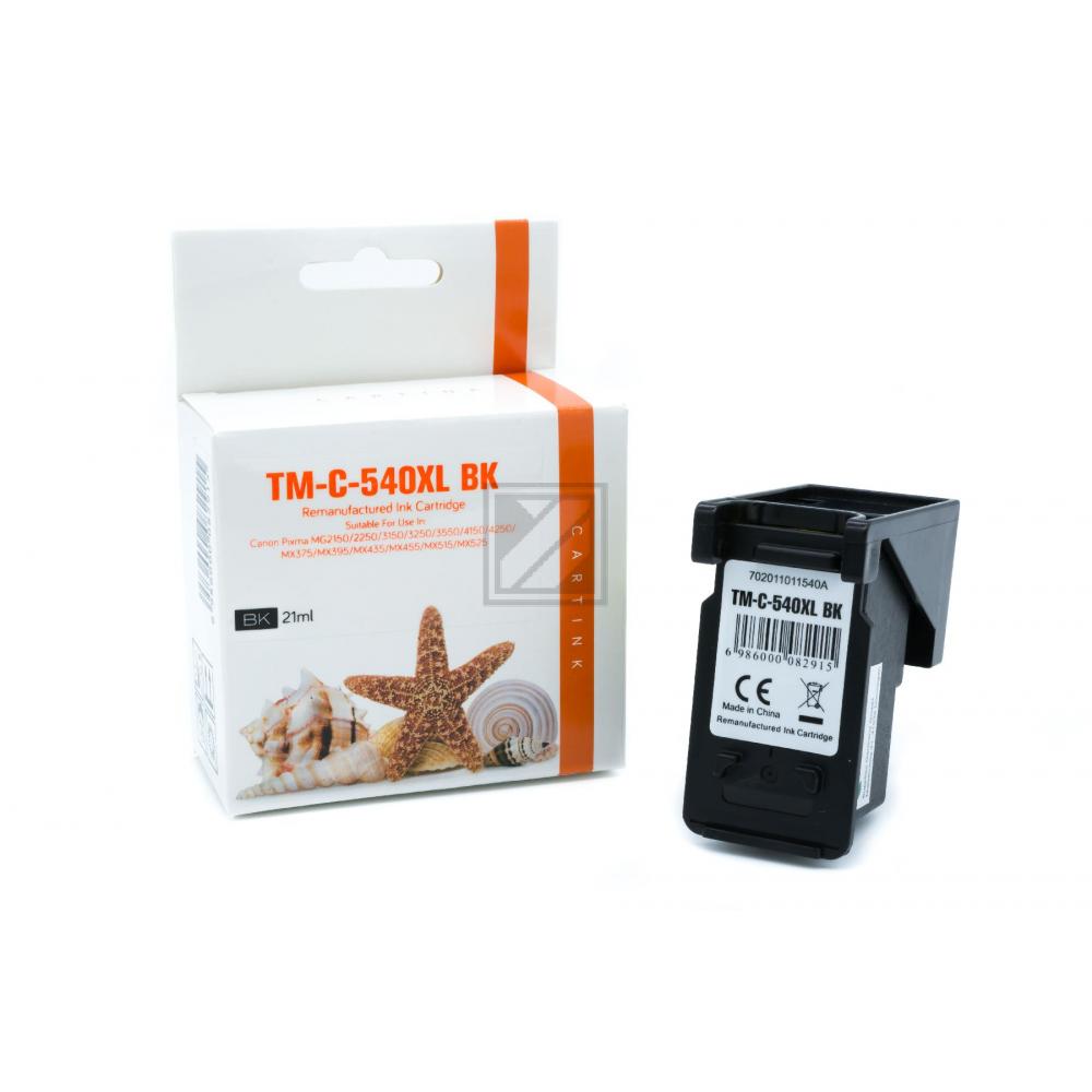 Alternativ REFPG540XL Refil Tinte Black für Canon  / 5222B005 / 21ml