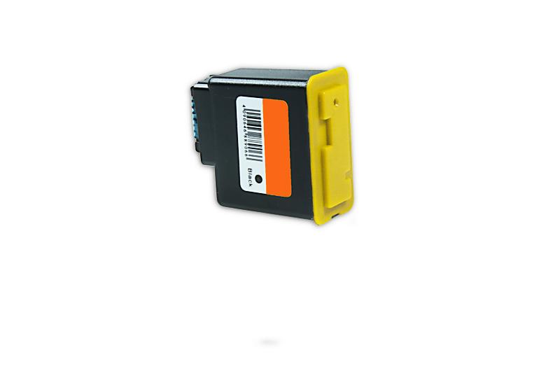 REFB0702 Refill Tinte Black für Olivetti / B0702 /FJ63 / 13ml