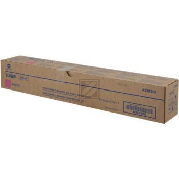 TN512 M (A33K352) / original / Toner magenta / A33K352 // 29.000 Seiten