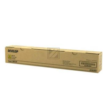 Develop Toner TN512 Yellow (A33K2D2) VE 1 Stück f / A33K2D2