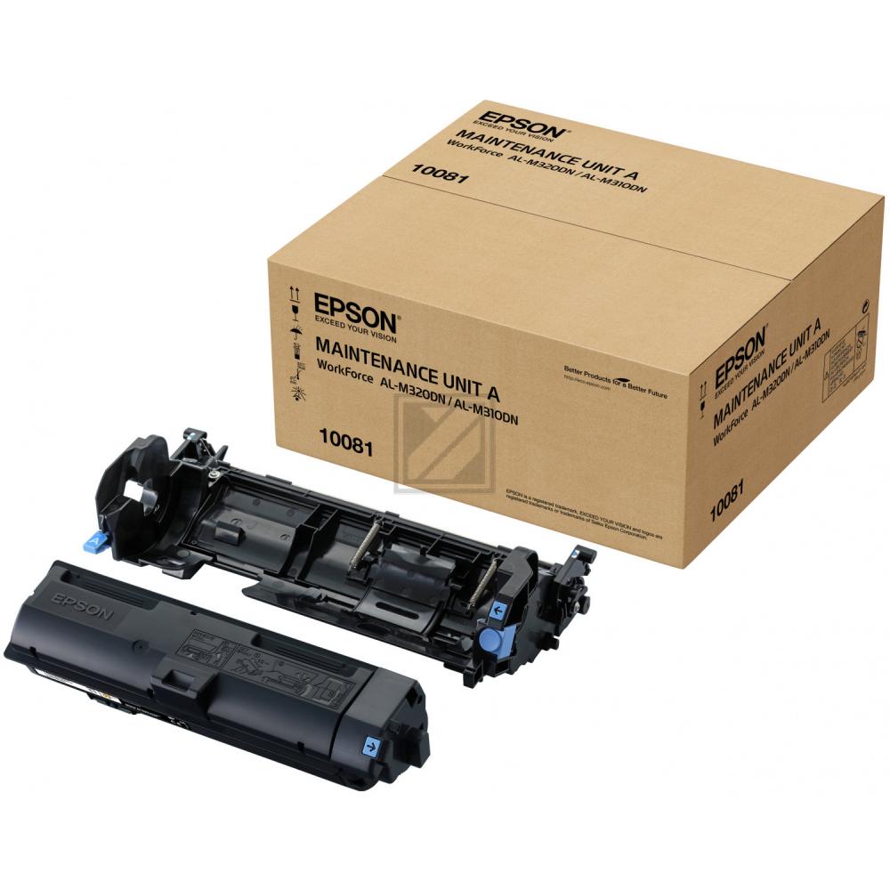 EPSON, Toner black, S110080, 2,700pages / C13S110081
