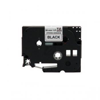 TZES261 //Black on White//original // Schriftband / TZES261