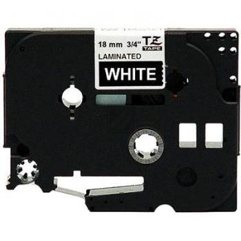 TZE345 // White on BK // original //Beschriftungs / TZE345