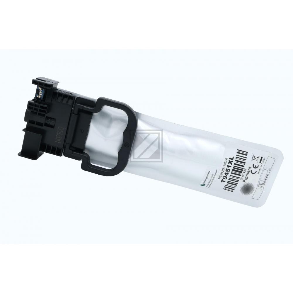 Alternativ Tinte Black für Epson  / C13T945140 / 65ml